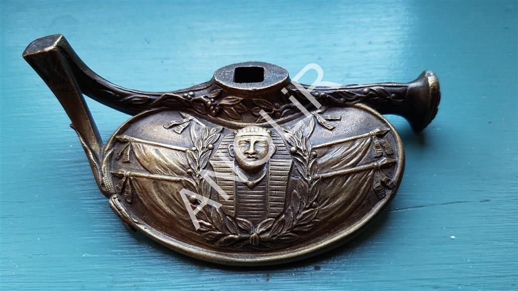 1890: Coquille d'épée d'interprète