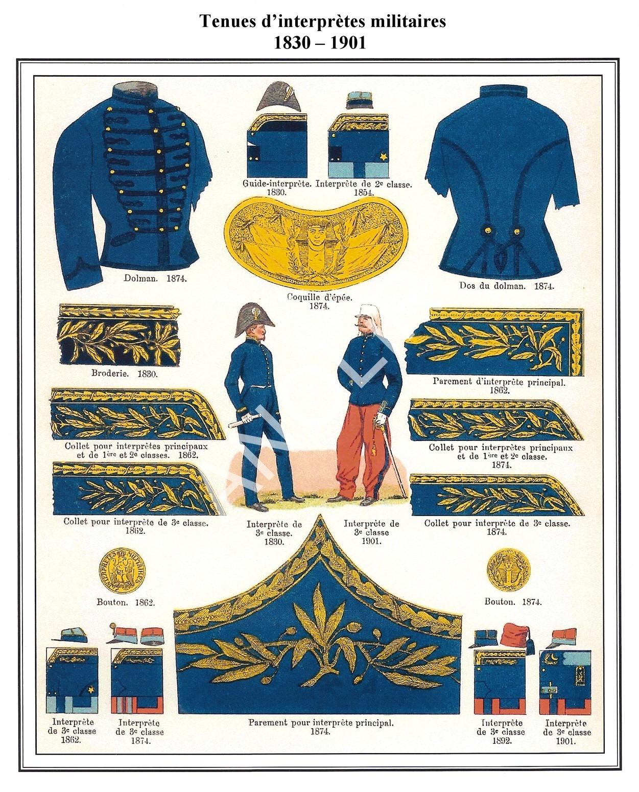 1830, Armée d'Afrique